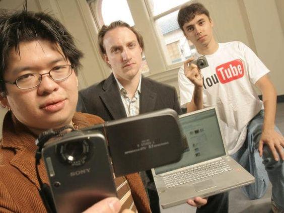 Youtube kurucuları kimler